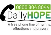 Daily Hope is just a phone call away